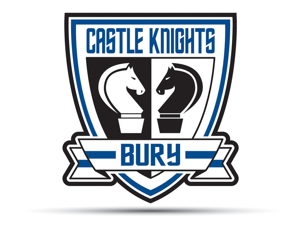 Castle Knights Sports Group for all disabled people Logo