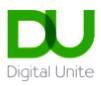 Digital Learning Resources: DigitalUnite Logo