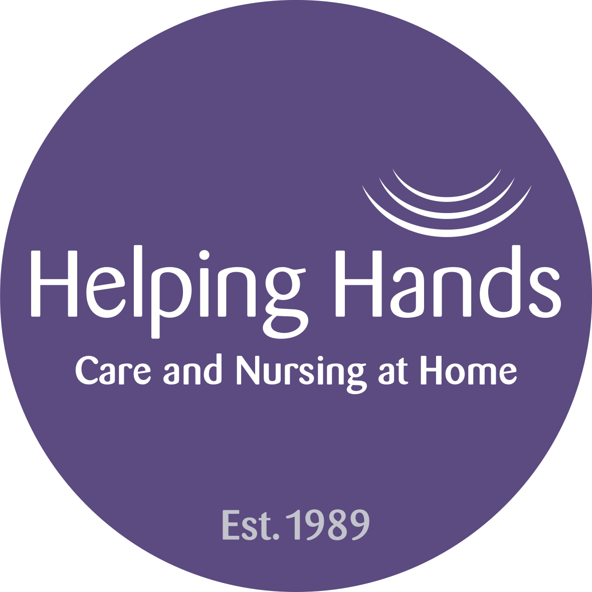 Helping Hands Home Care Oldham Logo