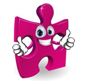 Jigsaw Link - Befriending Scheme and Social Programme for Over 50s Logo