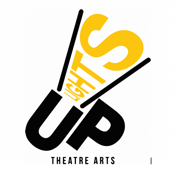 Lights Up Theatre Arts: Free Theatre Workshops Logo