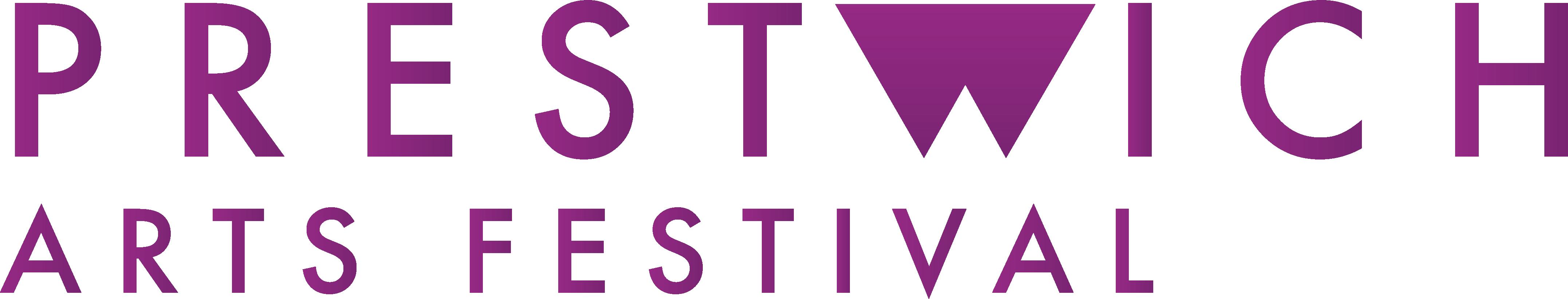 Prestwich Arts Festival Logo