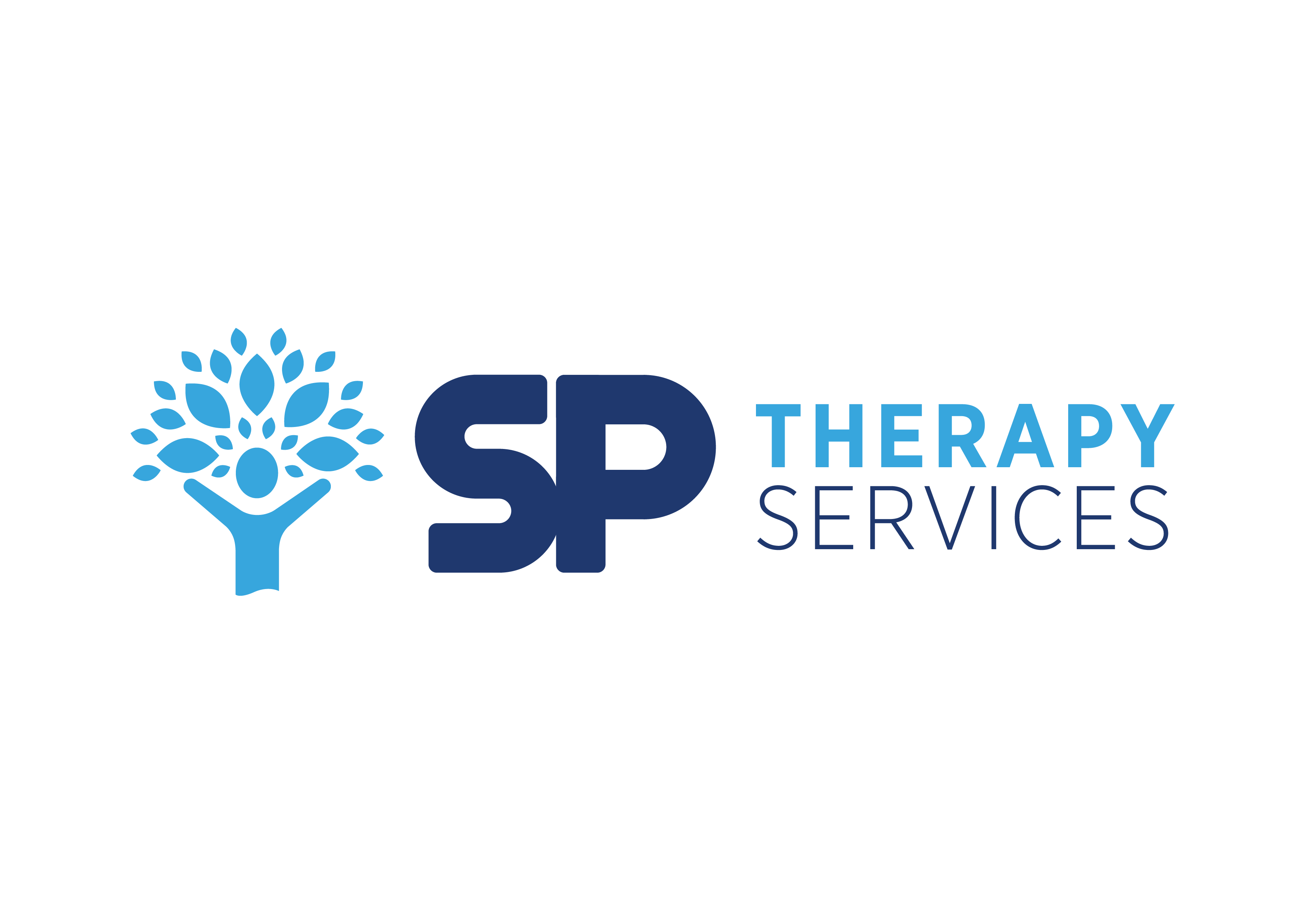 SP Therapy Services Logo