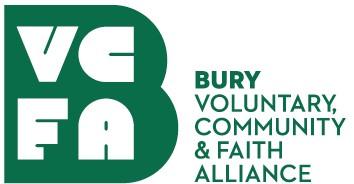 Bury Volunteer Centre Logo