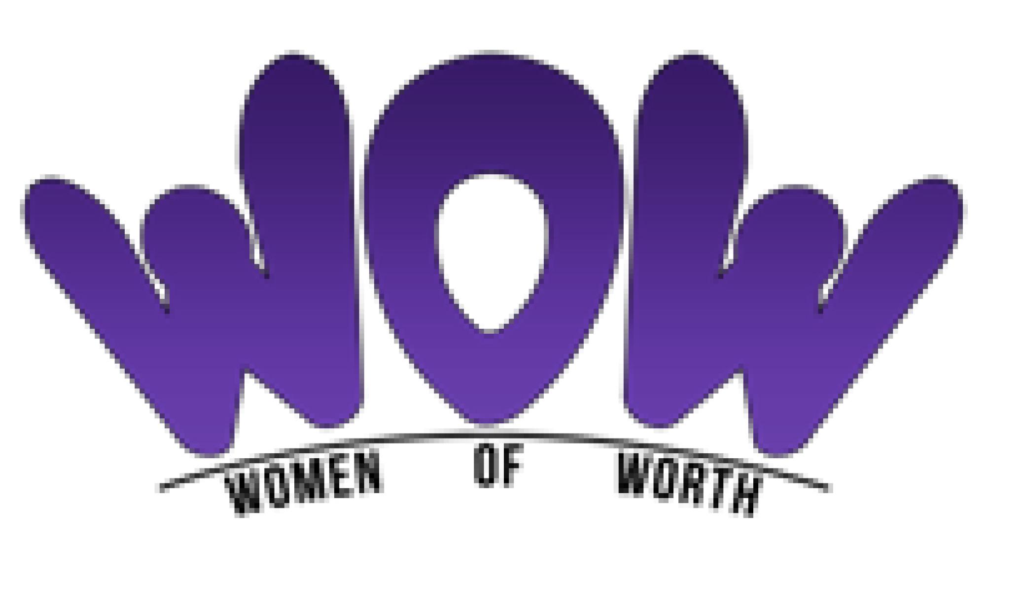 Women of Worth (WoW) Logo