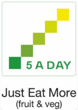 Why 5 A Day? Logo