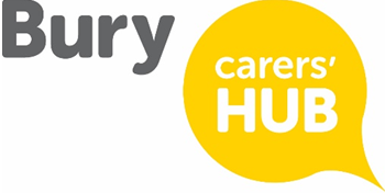 Bury Carers Hub Logo