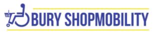 Bury Shopmobility Logo