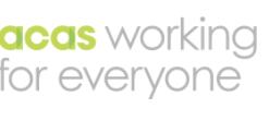 Arbitration and Conciliation Service (ACAS) Logo