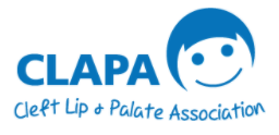 Cleft Lip and Palate Association (CLAPA) Logo
