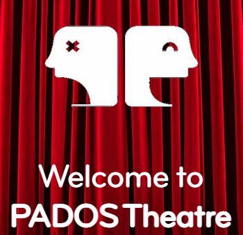Prestwich Amateur Dramatic & Operatic Society (PADOS) Logo