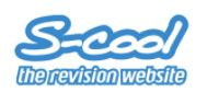 S-cool Revision Logo