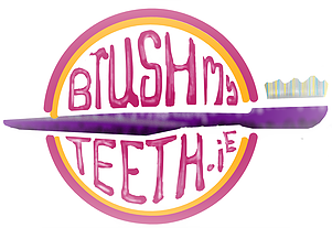 Brush My Teeth 'making brushing better' for Health Professionals Logo
