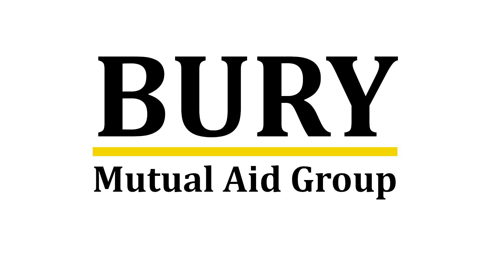 Bury Mutual Aid Group Logo