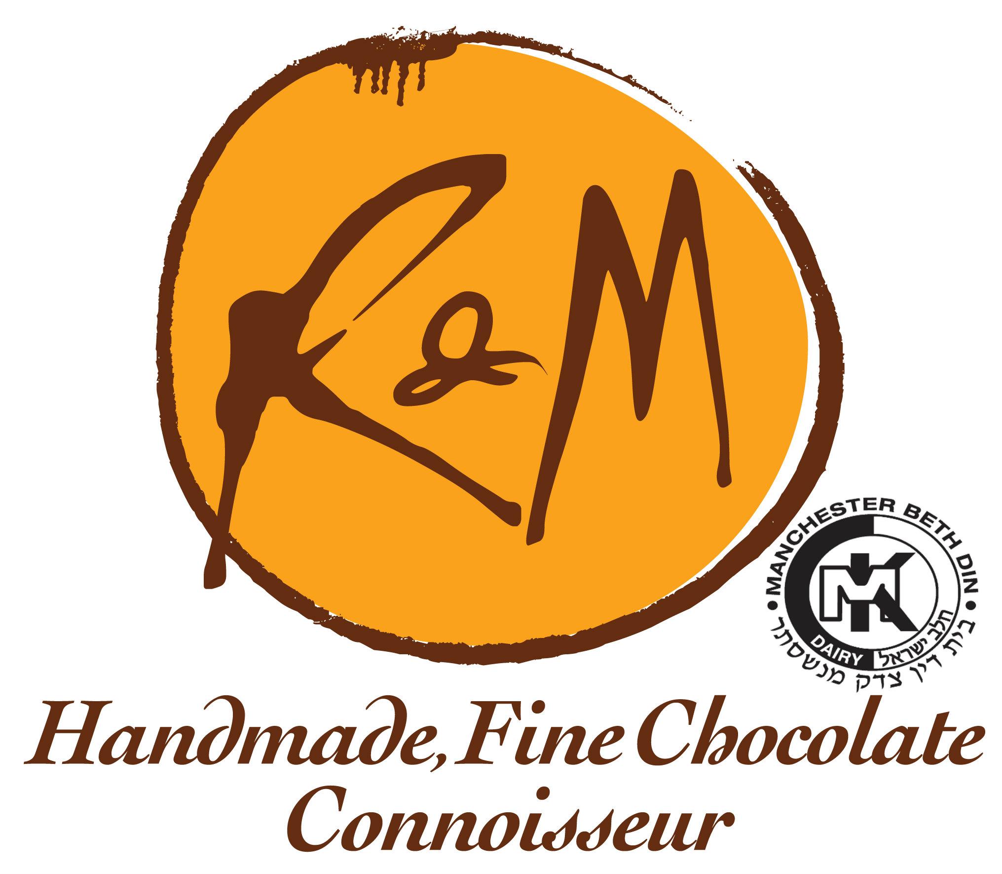 Children Chocolate Birthday party Logo