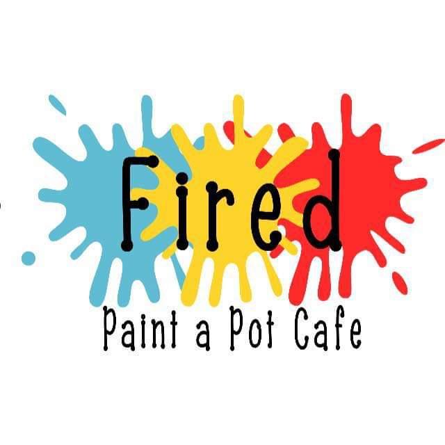 Fired Paint A Pot Cafe Logo