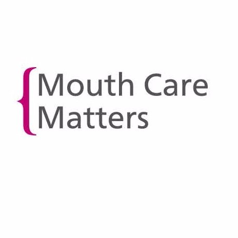 Mouth Care Matters - A guide for hospital healthcare professionals Logo