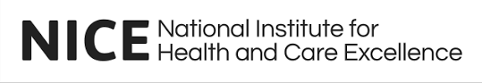 NICE - Oral health in care homes Logo
