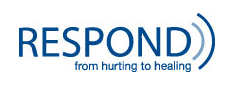 Respond - From Hurting to Healing Logo