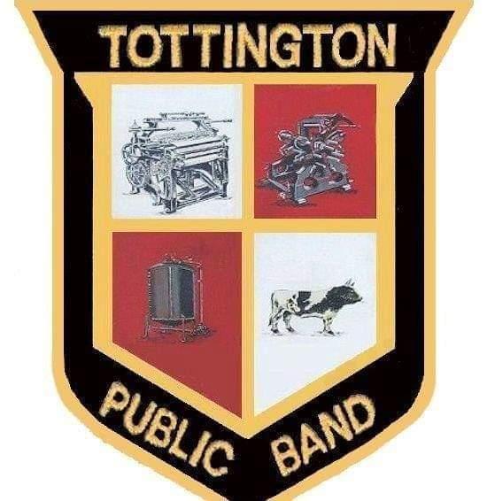 Tottington Public (Brass) Band Logo