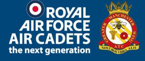 1005 Squadron Air Cadets Logo