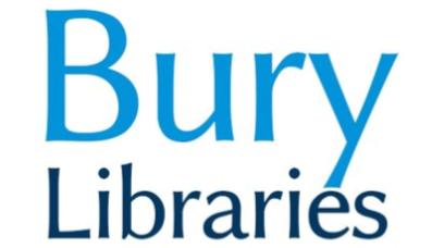 Bury Library Logo