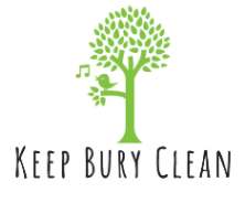Keep Bury Clean Logo