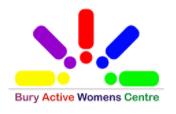 Bury Asian Women's Centre Logo