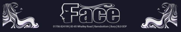 Face Beauty Spa and Hair Studio Logo