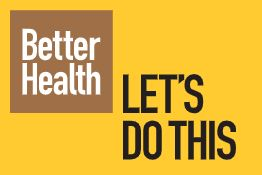 Better Health NHS Logo