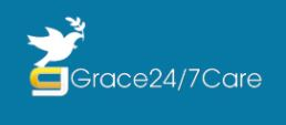 Grace 24/7 Care Logo