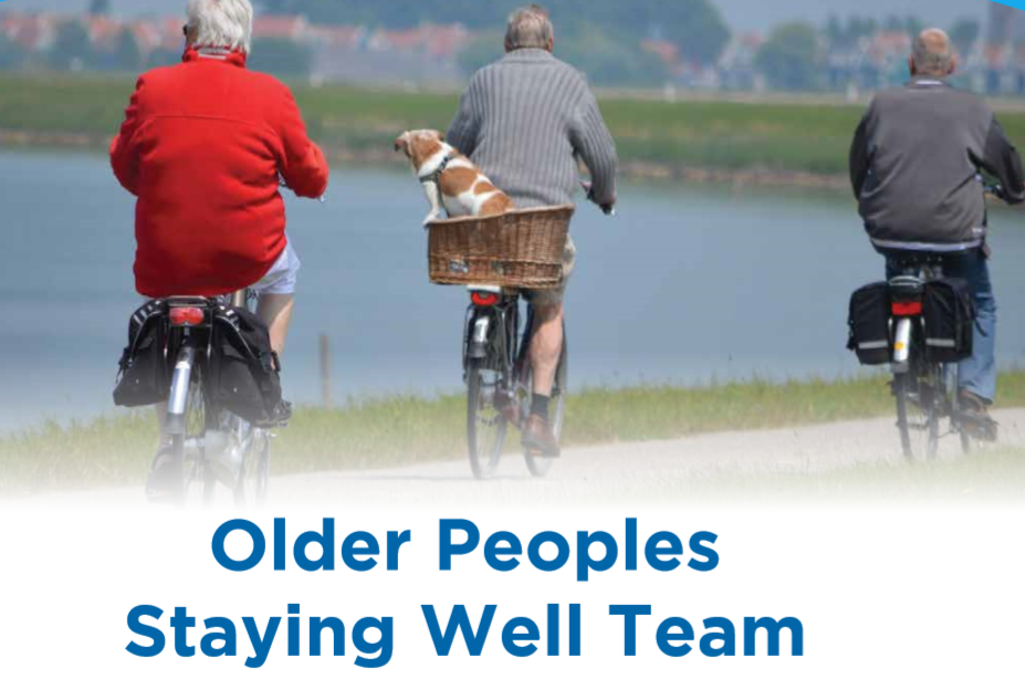 Older People's Staying Well Team Logo