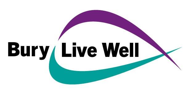 Bury Live Well Service Logo