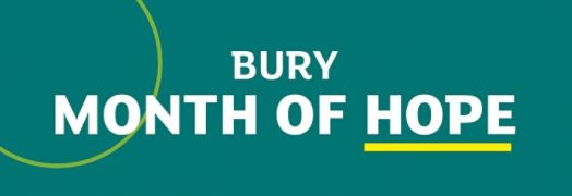 Bury Walk of Hope Logo