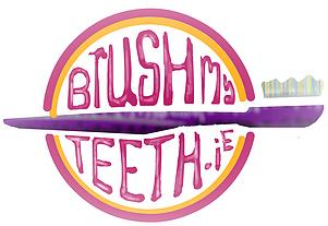 Brush My Teeth 'making brushing better' Logo